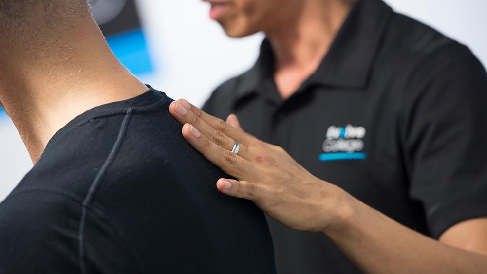 Massage Kurser - Undersøgelse Massage All Over Australien med-4240